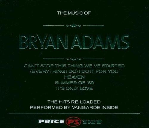 Bild 1: Bryan Adams, Music of (performed by Vangarde Inside, 2006)