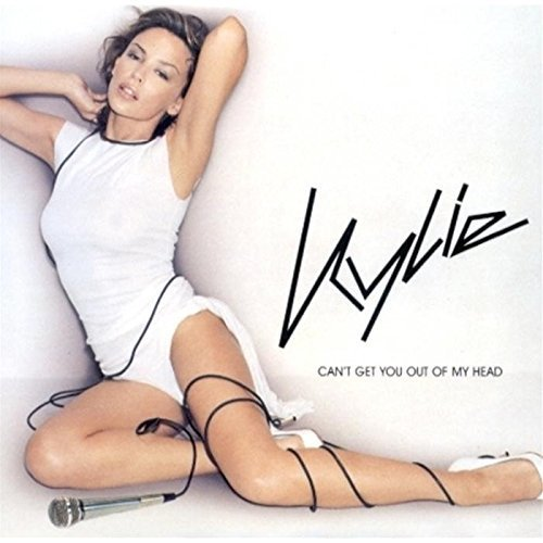 Bild 1: Kylie Minogue, Can't get you out of my head (2001; 2 tracks, cardsleeve)