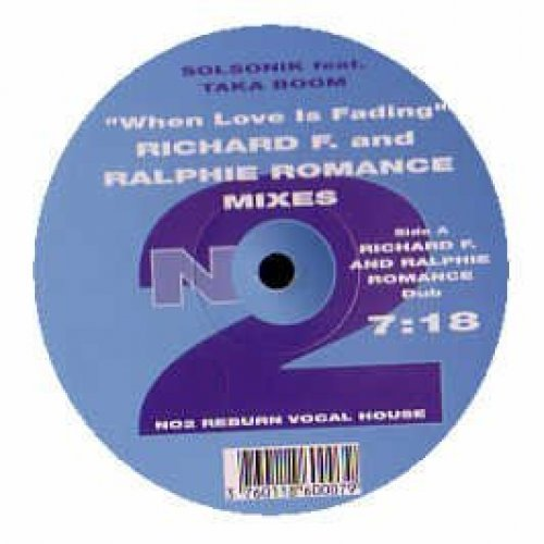 Bild 1: Richard F., When love is fading (Ralphie romance mixes)