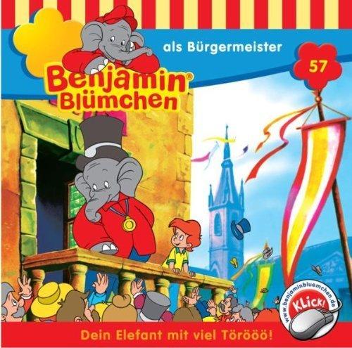 Bild 1: Benjamin Blümchen, (057) Als Bürgermeister