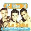2 Be 3, La salsa/Summer méga mix (1997, cardsleeve)