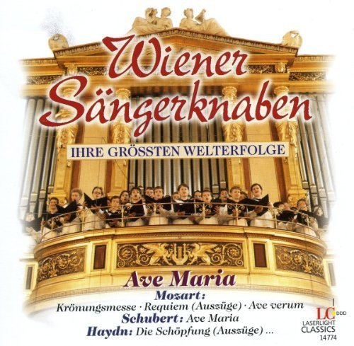 Bild 1: Wiener Sängerknaben, Ave Maria-Ihre grössten Welterfolge