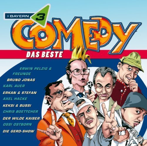 Bild 1: Bayern 3 Comedy, Das Beste (2001)