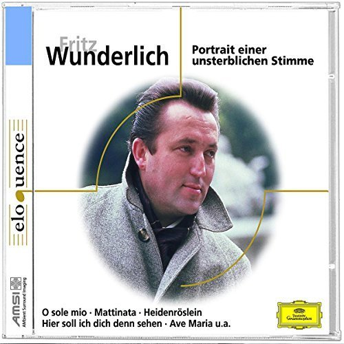 Bild 1: Fritz Wunderlich, Portrait einer unsterblichen Stimme (2005, DG)