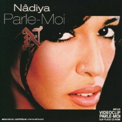 Bild 1: Nâdiya, Parle-moi (2004; 4 tracks, cardsleeve)