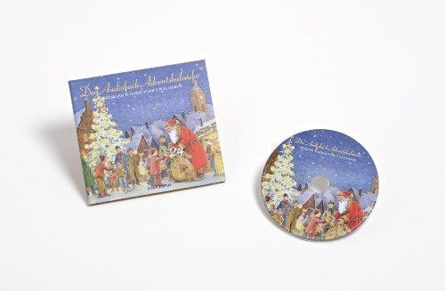 Bild 2: Audiobuch-Adventskalender, 24 Lieder, Gedichte und Märchen zum Advent: Andreas Fröhlich, Anna Thalbach, Tölzer Knabenchor..
