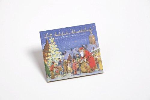 Bild 3: Audiobuch-Adventskalender, 24 Lieder, Gedichte und Märchen zum Advent: Andreas Fröhlich, Anna Thalbach, Tölzer Knabenchor..