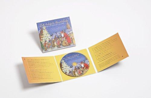 Bild 4: Audiobuch-Adventskalender, 24 Lieder, Gedichte und Märchen zum Advent: Andreas Fröhlich, Anna Thalbach, Tölzer Knabenchor..