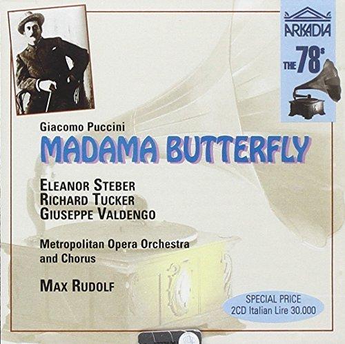 Bild 1: Puccini, Madama Butterfly (Arkadia, 1949) Metropolitan Opera Orch./Rudolf, Eleanor Steber, Jean Madeira..