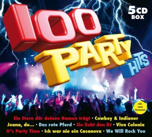 Bild 1: 100 Party Hits (Eurotrends), Tops, Solid Gold, Andy Borg, Balla Männer, Partygeier..