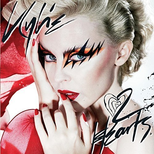 Bild 1: Kylie Minogue, 2 hearts (2007; 2 tracks, cardsleeve)