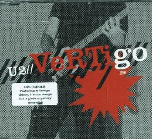 Bild 1: U2, Vertigo (2004, DVD-Single)