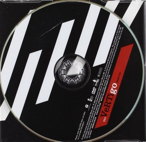 Bild 2: U2, Vertigo (2004, DVD-Single)