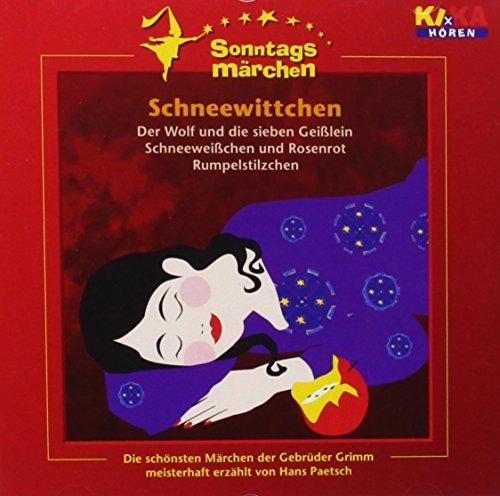 Bild 1: Brüder Grimm, Sonntagsmärchen 2: Schneewittchen.. (Leser: Hans Paetsch)