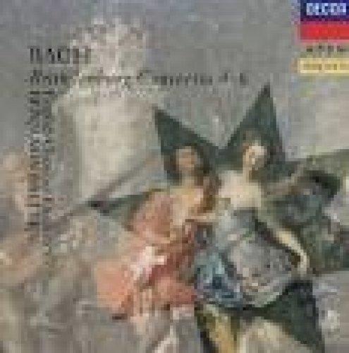 Bild 1: Bach, Brandenburg concertos Nos. 4-6 (Decca, 1969) English Chamber Orch./Britten