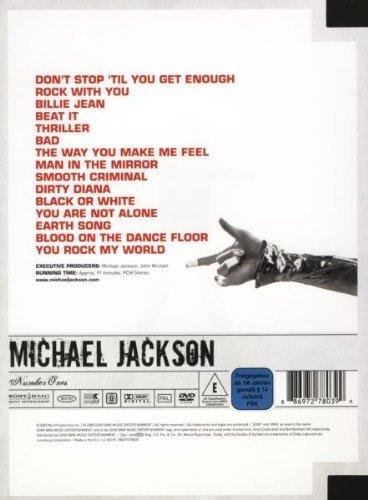 Фото 2: Michael Jackson, Number ones (2003/08)