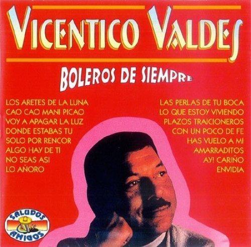 Bild 1: Vicentico Valdes, Boleros de siempre (16 tracks)