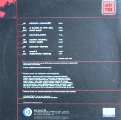 Bild 2: Ab 18, Machines talking (2000)