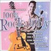 100% Rockabilly (25 tracks), Jets, Blue Cats, Restless, Taggy Tones, Sharks..