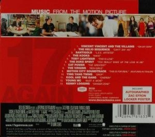 Bild 2: 17 again (2009), Vincent Vincent & The Villains, Helio Sequence, Santigold, Kooks..