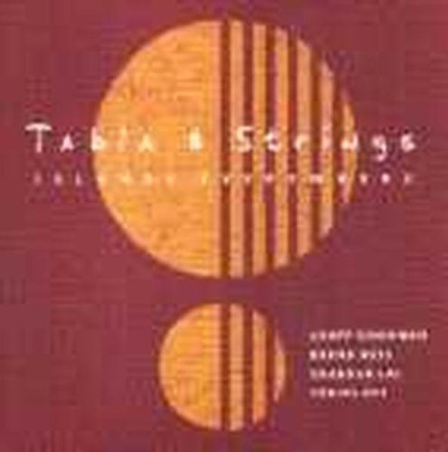Bild 1: Tabla & Strings, Islands everywhere (2000)