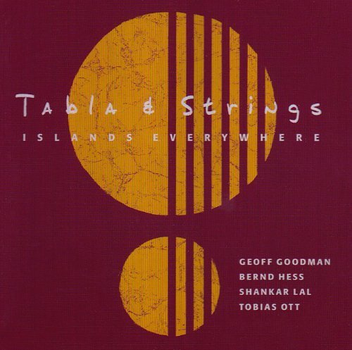 Bild 2: Tabla & Strings, Islands everywhere (2000)