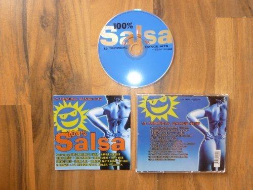 Bild 1: 100% Salsa, Lo Mejor De La Salsa, Frankie Ruiz, Edgar Joel, Jerry Rivera..