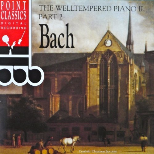 Bild 1: Bach, Well-tempered piano II/2 (Point) Christiane Jaccottet