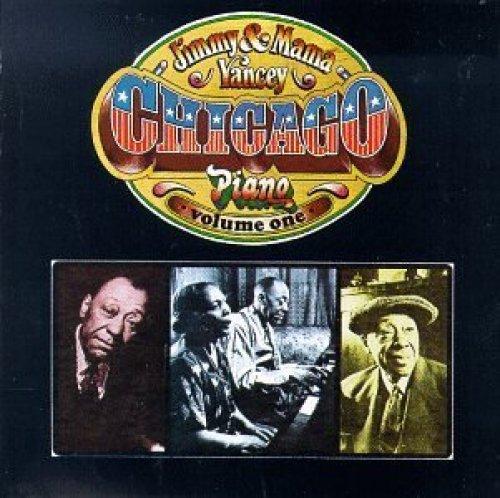 Bild 1: Jimmy & Mama Yancey, Chicago piano 1 (1951; 14 tracks)