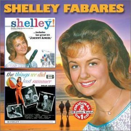 Bild 1: Shelley Fabares, Shelley!/The things we did last summer (1962)
