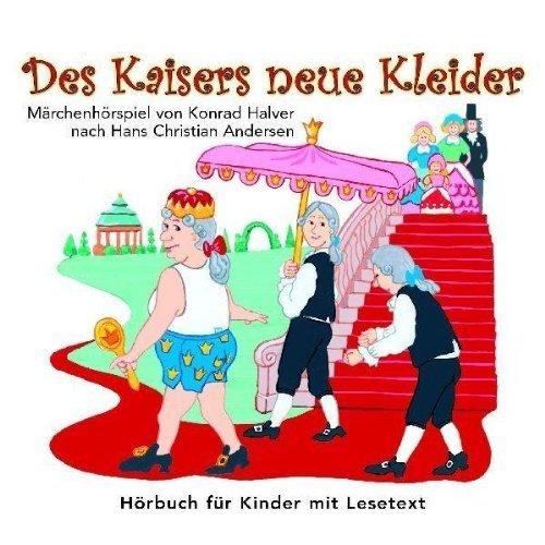 Bild 1: Hans Christian Andersen, Des Kaisers neue Kleider (Märchenhörspiel von Konrad Halver mit Hans Paetsch..)
