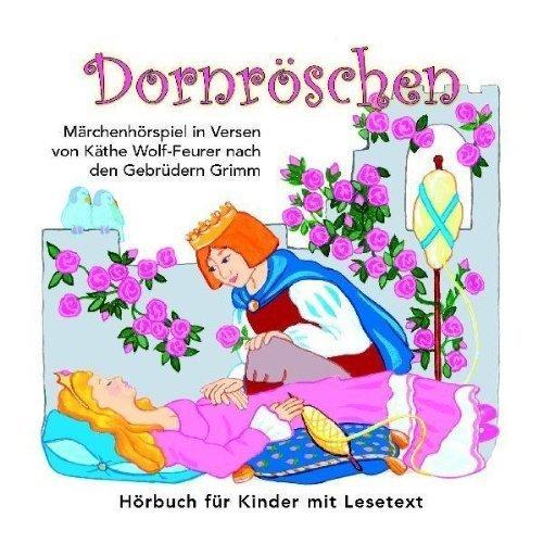 Bild 1: Brüder Grimm, Dornröschen (Märchenhörspiel von Käthe Wolf-Feurer mit Peter Folken..)