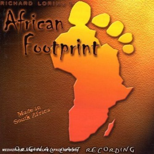 Bild 1: Richard Loring's African Footprint, Original cast recording (2000)