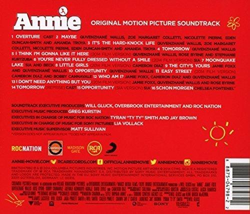 Bild 2: Annie (2014), Quvenzhané Wallis, Zoe Margaret Colletti, Nicolette Pierini..