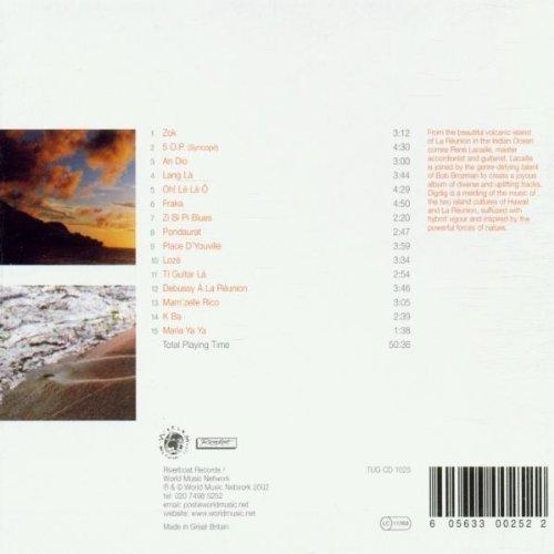Bild 2: René Lacaille, Dig dig (2002, & Bob Brozman)