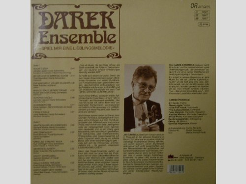 Bild 2: Darek-Ensemble, Spiel mir eine Lieblingsmelodie
