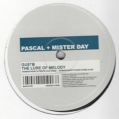 Bild 2: Pascal & Mister Day, Lure of melody