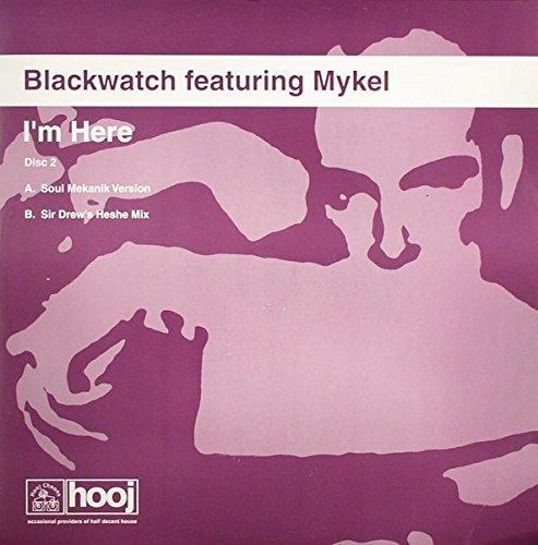 Bild 1: Blackwatch, I'm here (Disc 2, feat. Mykel)
