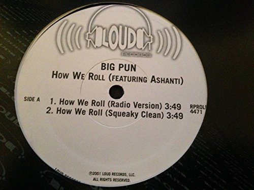 Image 1: Big Pun, How we roll (3 versions, feat. Ashanti)