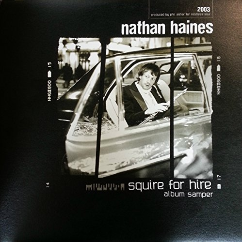 Bild 1: Nathan Haines, Squire for hire