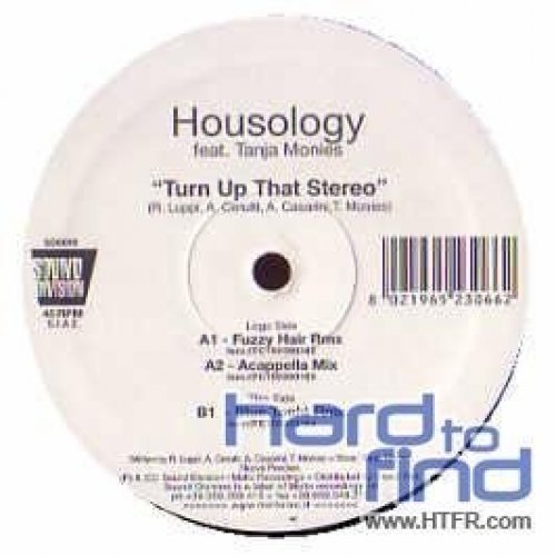 Bild 1: Housology, Turn up that stereo (feat. Tanja Monies)