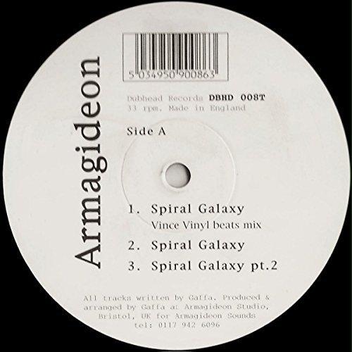 Bild 1: Armagideon, Spiral galaxy