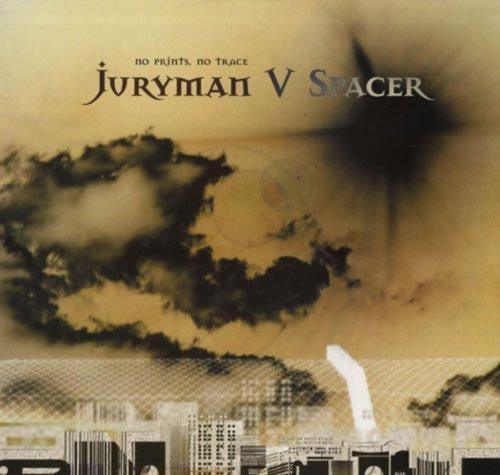Bild 1: Juryman, No prints, no trace (& Spacer)