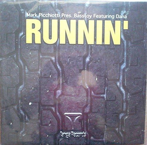 Bild 1: Mark Picchiotti pres. Basstoy, Runnin' (feat. Dana)