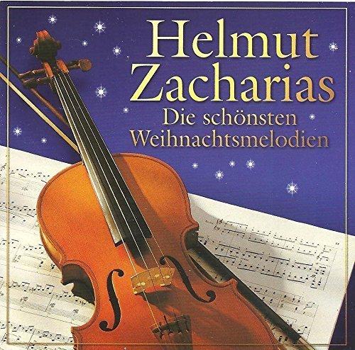 Bild 1: Helmut Zacharias, Die schönsten Weihnachtsmelodien mit