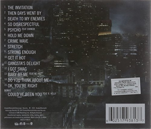 Bild 2: 50 Cent, Before I self destruct (2009)