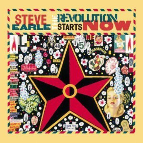 Bild 1: Steve Earle, Revolution starts..now (2004)