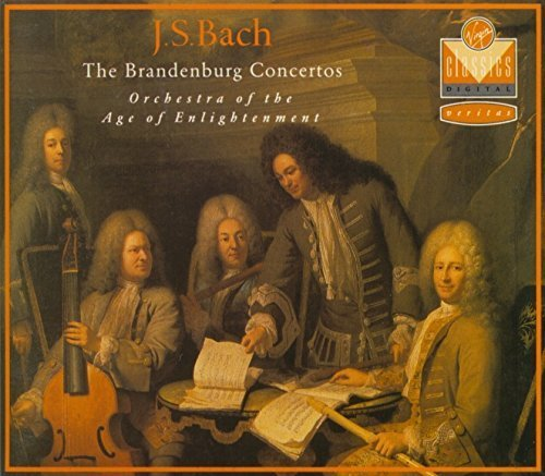 Bild 1: Bach, Brandenburg concertos Orchestra of the Age of Enlightenment
