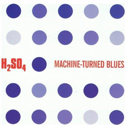Bild 1: H2OS4, Machine-turned blues
