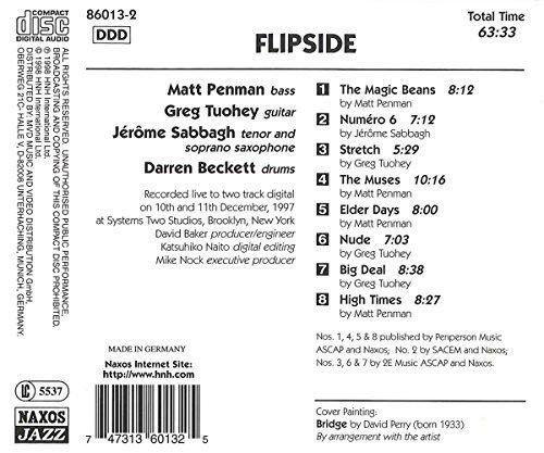 Bild 2: Flipside, Same (& Greg Tuohey, Jerome Sabbagh, Darren Beckett)